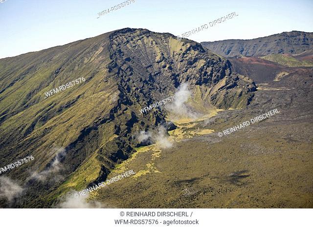 Haleakala Volcano Crater, Maui, Hawaii, USA