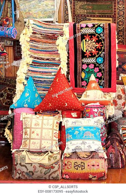 Turkish Fabrics and textiles