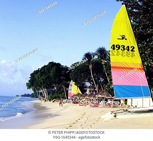 Barbados West Coast near St,James