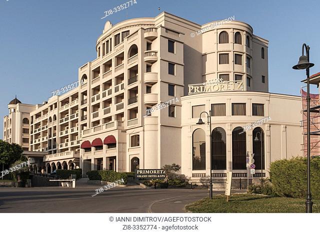 "The 5 star graded Grand Hotel 'Primoretz"""" in Burgas, Bulgaria"