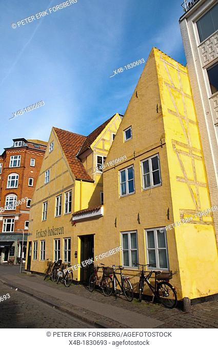 Wildersgade street Christianshavn district Copenhagen Denmark Europe