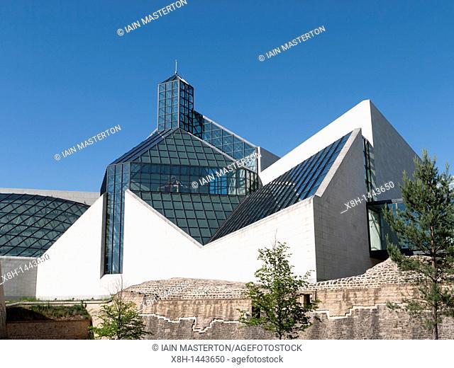 Modern Art Museum MUDAM Musee d'Art Moderne Grand Duc Jean Luxembourg