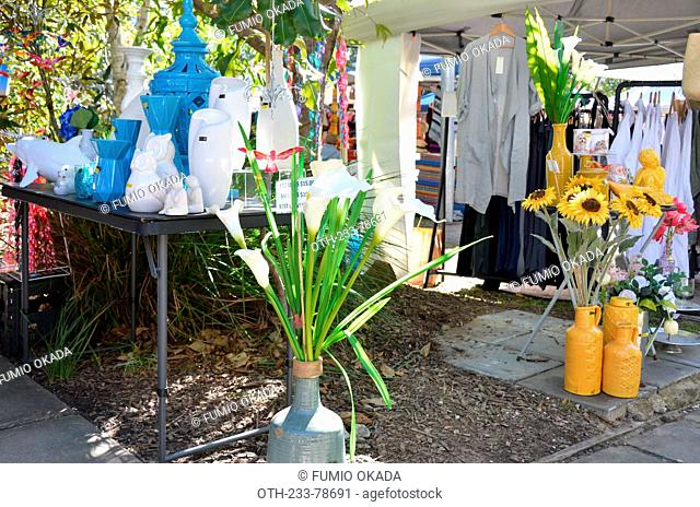 Eumundi markets, Sunshine Coast, Queensland, Australia