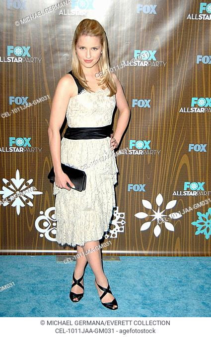 Dianna Agron at arrivals for FOX ALL-STAR Party, Villa Sorisso, Pasadena, CA January 11, 2010. Photo By: Michael Germana/Everett Collection