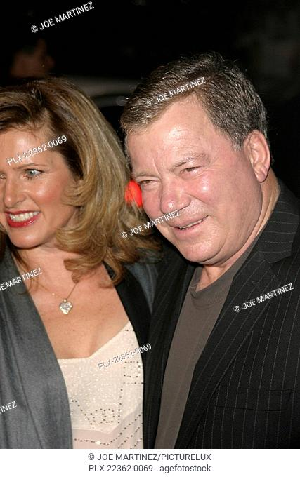 Miss Congeniality 2: Armed and Fabulous (Premiere) Elizabeth Anderson Martin, William Shatner 03-23-2005 / Grauman's Chinese Theatre / Hollywood