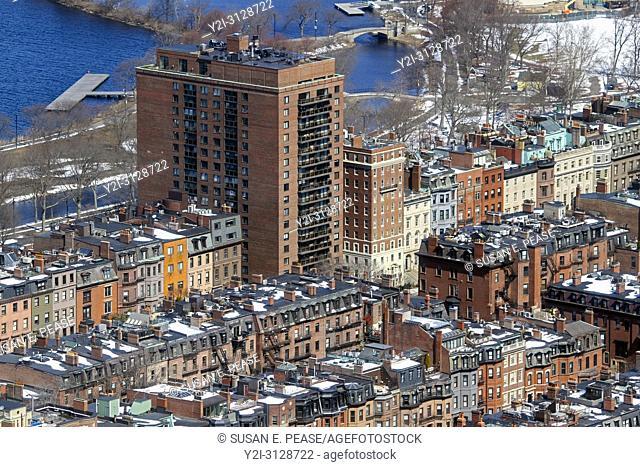 Back Bay, Boston, Massachusetts, United States