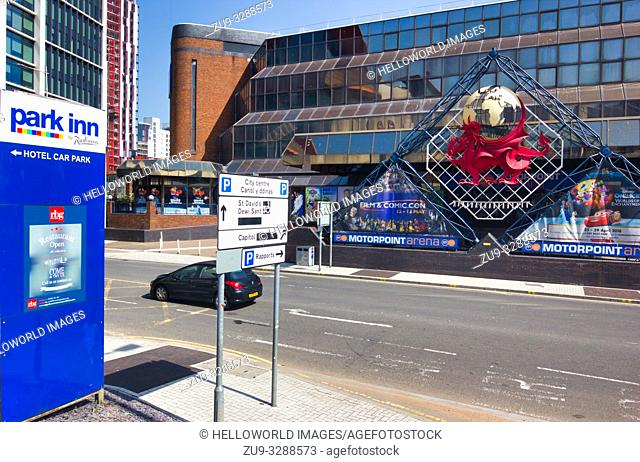 Motorpoint Arena, Cardiff, Wales, United Kingdom