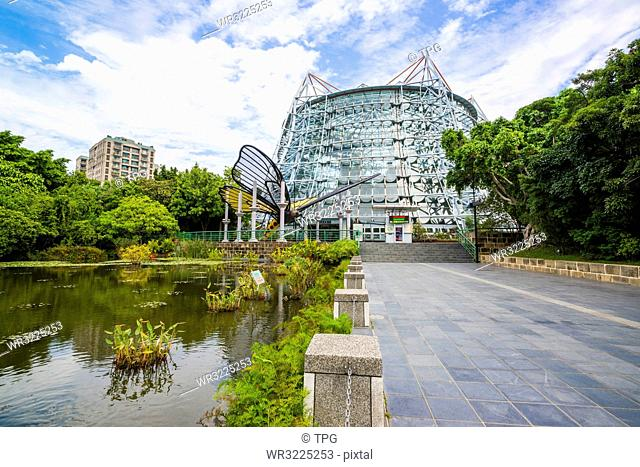 Taiwan;Taichung City;Taichung Science and Technology Museum;Taichung Natural Science Museum;Science and Technology Museum;Botanical Garden;North District