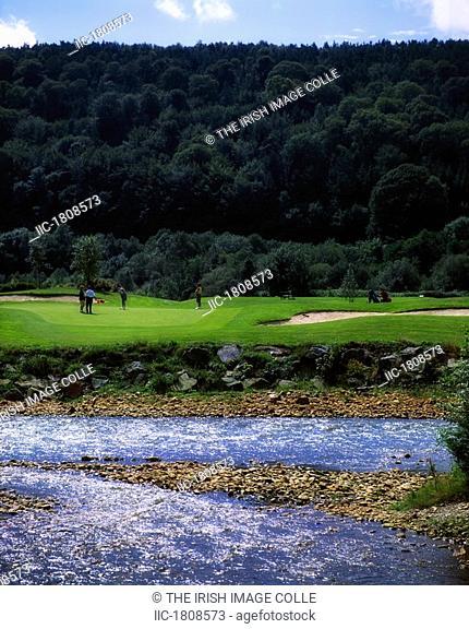 Irish Golf Course, Vale Of Avoca, Woodenbridge