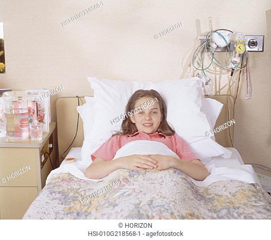 Medical & Pharmaceutical, Hospital, Paediatrics, Patient