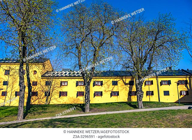 Historical architecture in Stockholm, Sweden