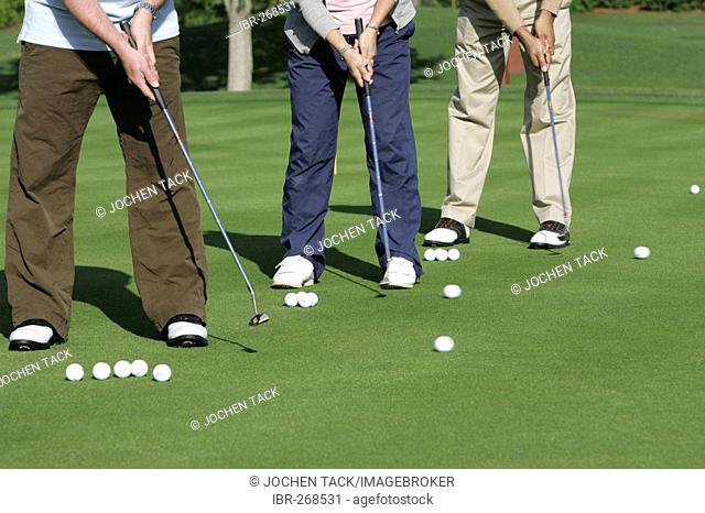 Beginner course, Golf Academy, golf school at Grand Cypress Golf Course, Orlando, Florida, USA