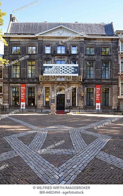 Escher Paleis, museum, The Hague, The Netherlands