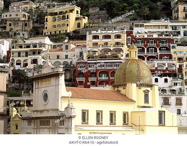 View from Ravello, Campania, Amalfi Coast, Italy