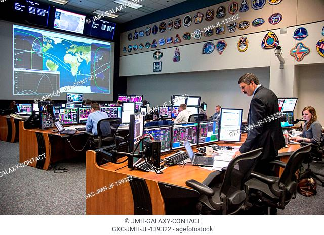 A flight control team of about two dozen JSC-based personnel continues its preparations for EFT-1, or Exploration Flight Test 1
