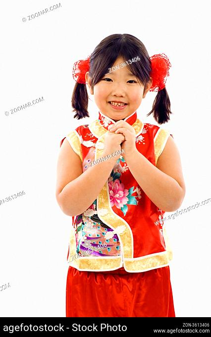 Little Asiangirl wishing you a Happy Chinese New Year!  Gong Xi Fa Cai !