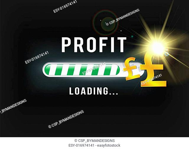 Loading your Pound profit