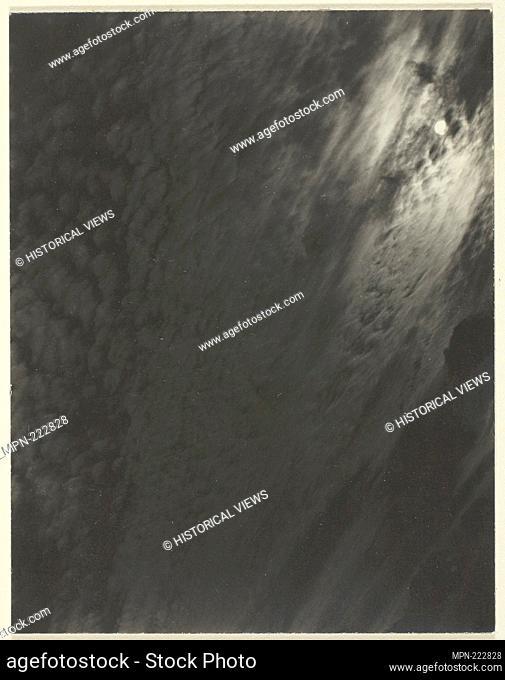 Equivalent, from Set A (Third Set, Print 6) - 1929 - Alfred Stieglitz American, 1864-1946 - Artist: Alfred Stieglitz, Origin: United States, Date: 1929