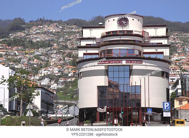 Shopping Center Edificio Oudinot Funchal Madeira