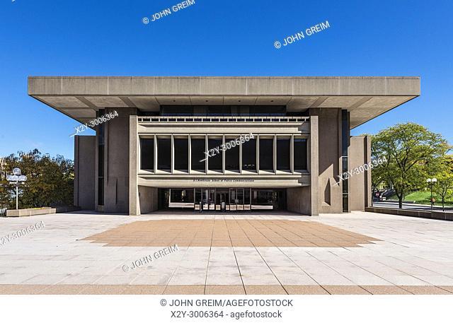 S. I. Newhouse School of Public Communications, Syracuse University, New York, USA