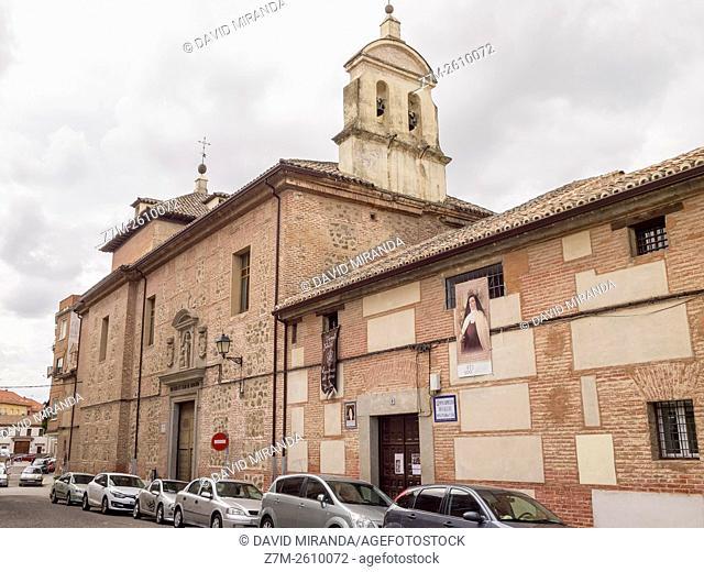 Monasterio de San José de carmelitas descalzas. Talavera de la Reina. Toledo. Castilla la Mancha. España