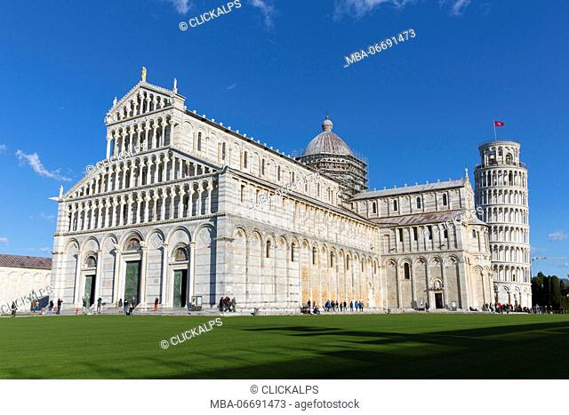 Europe, Italy, Tuscany, Pisa