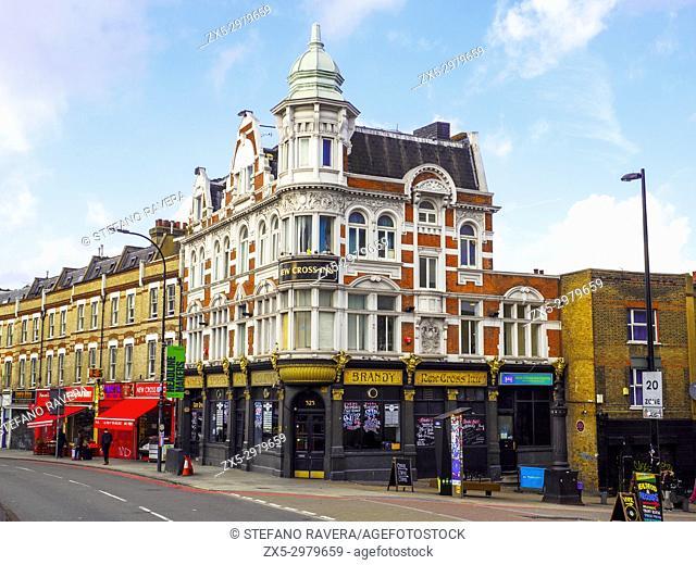 New Cross Inn in Lewisham Way - London, England