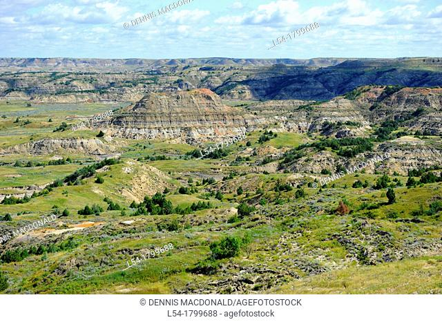 Little Missouri National Grassland North Dakota ND US