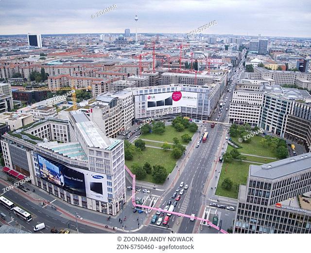 Berlin Leipziger Strasse