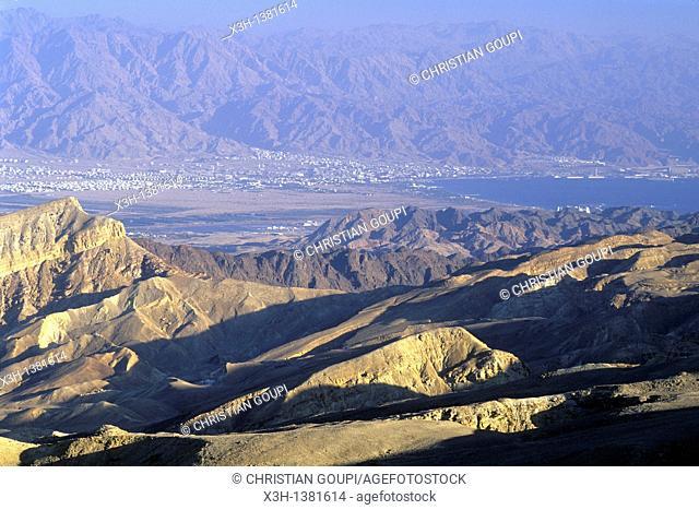Eilat, Gulf of Aqaba, Israel, Middle East, Western Asia