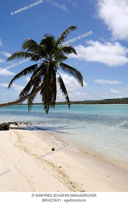Beach on the Island of Nosy Nato, Madagascar, Africa