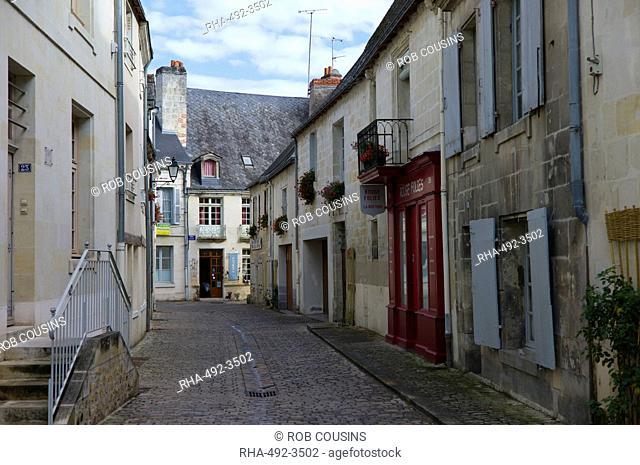 Azay le Rideau, Indre-et-Loire, Touraine, Loire Valley, France, Europe