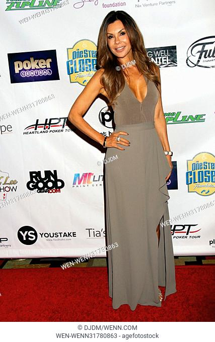 The One Step Closer Foundation presents its annual Raising The Stakes Celebrity Poker Tournament at Planet Hollywood Resort & Casino Featuring: Jennifer Braff...