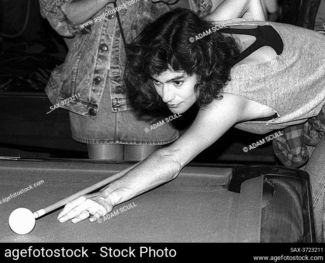 Sean Young 1987, Photo By John Barrett/PHOTOlink