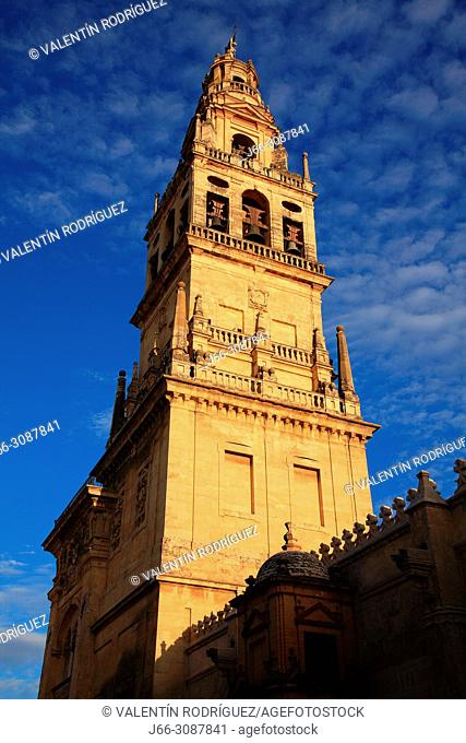 Bell tower of the mosque of Córdoba