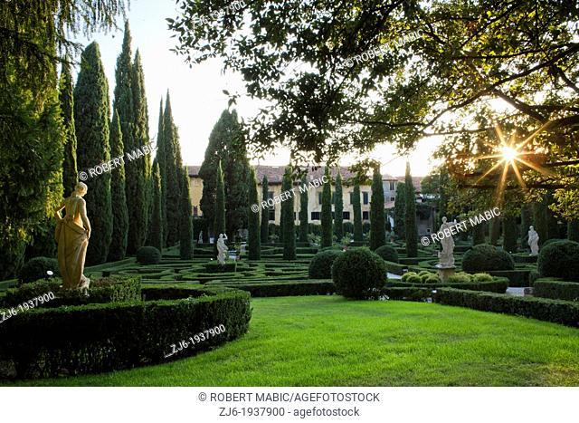 Giardini Giusti, Verona Italy