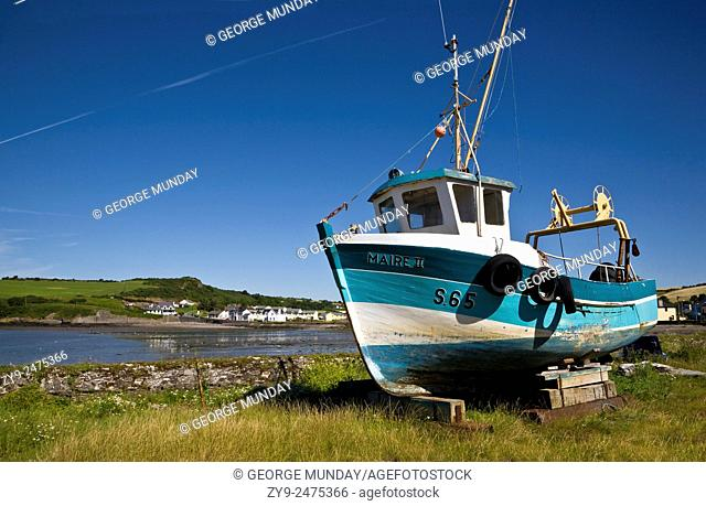 Athurstown Fishing Harbour,