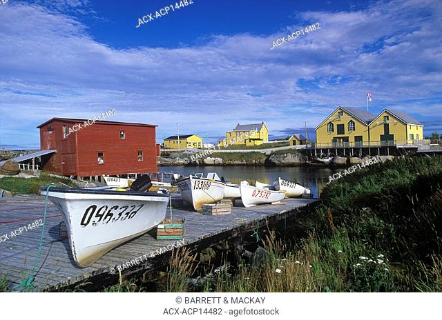 Barbour Living Heritage Village, Newtown, Newfoundland, Fishing Village, Historical