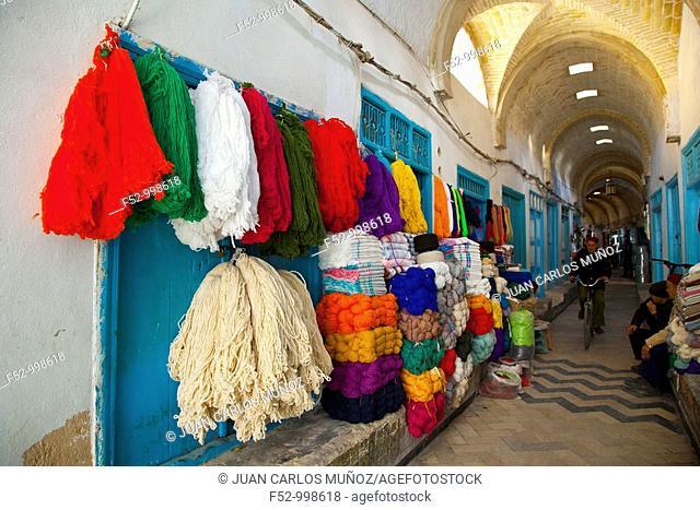 Medina of Kairouan. Tunez. Africa