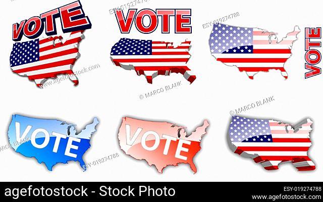 USA Vote 2008