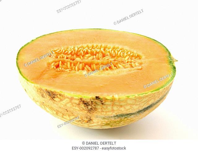 Orange water melon
