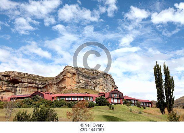 Golden Gate Hotel, Golden Gate Highlands National Park, Free State, South Africa