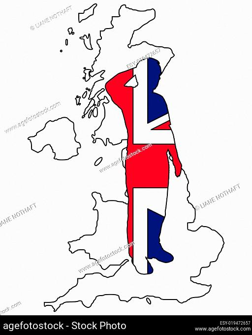 Britischer Salut