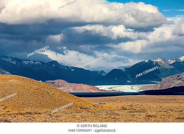 Viedma, glacier, Argentina, Patagonia