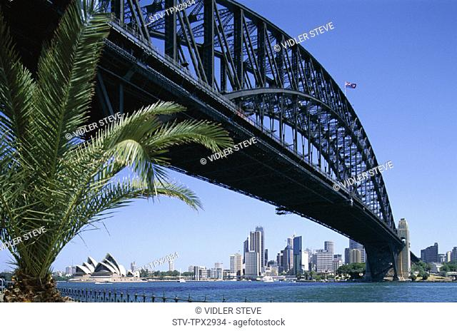 Australia, Harbour bridge, Holiday, Landmark, New south wales, Opera house, Sydney, Tourism, Travel, Vacation