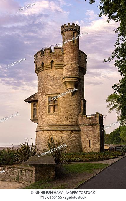 Appley Tower, Isle of Wight, UK