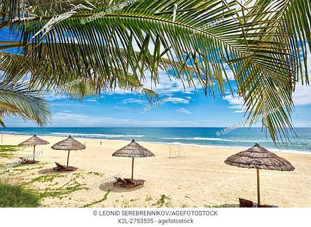 Lang Co Beach, Thua Thien Hue Province, Vietnam