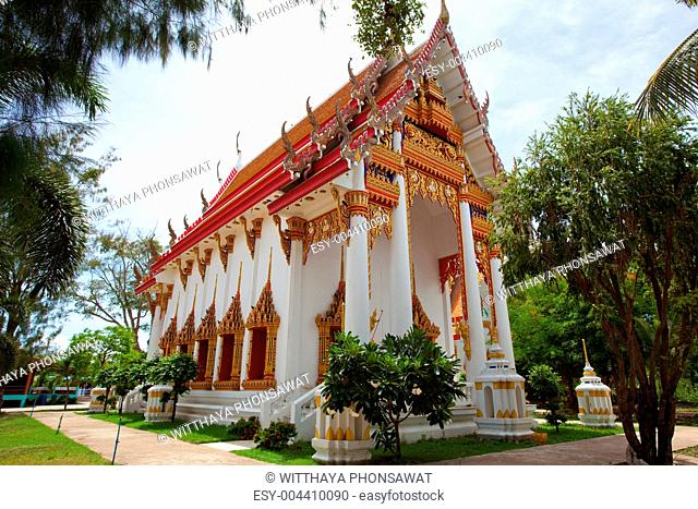 Wat Bangor in Thailand
