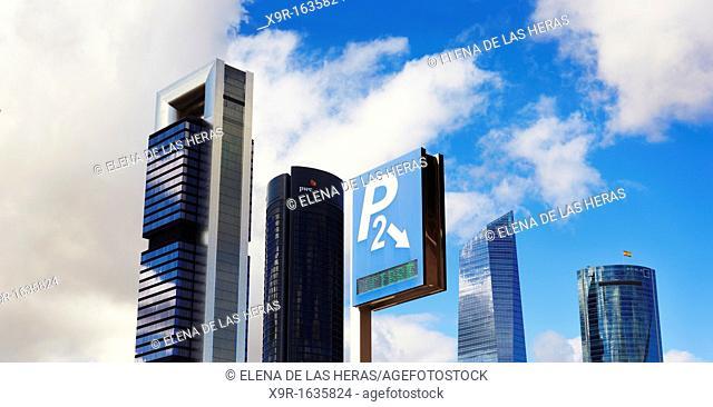 CTBA, Cuatro Torres Business Area  Madrid  Spain