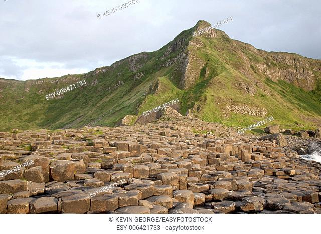 Giants Causeway Coast, County; Antrim; Northern Ireland